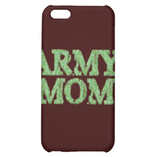 Army Mom Camo iPhone 5C Covers