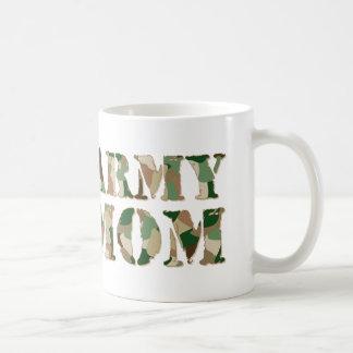 Army Mom camo Mug