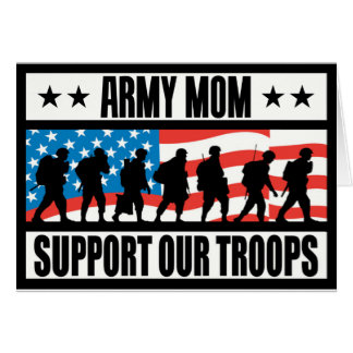 ARMY MOM CARD