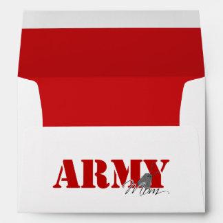 Army Mom Envelope