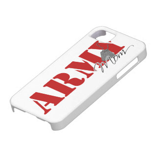 Army Mom iPhone SE/5/5s Case