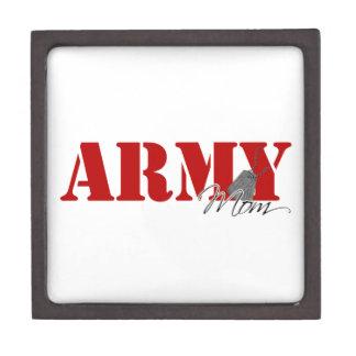 Army Mom Jewelry Box