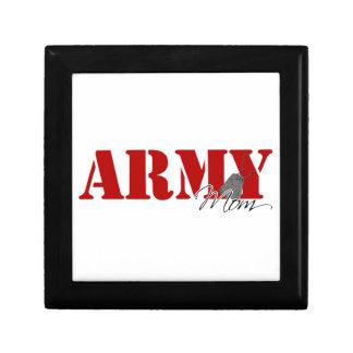 Army Mom Keepsake Box