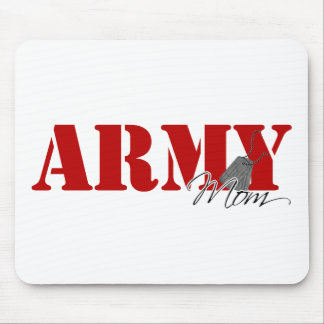 Army Mom Mouse Pad
