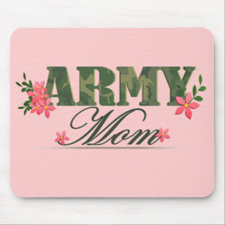 Army Mom Mousepads