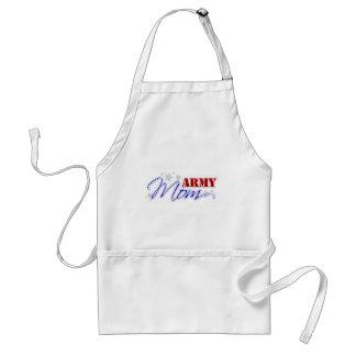 Army Mom Patriotic Adult Apron