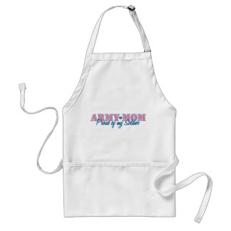 Army Mom Proud of my Soldier Aprons