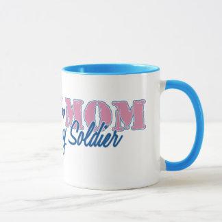 Army Mom Proud of my Soldier Mug