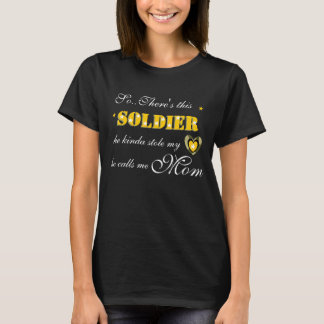 ARMY MOM SHIRT