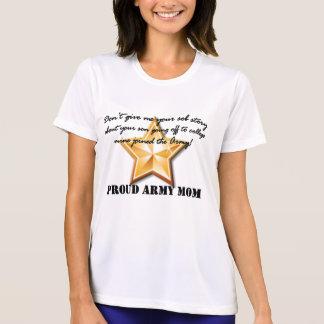 army mom: sob story (star) T-Shirt