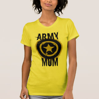 ARMY MOM STAR T-Shirt