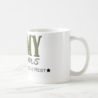 Army Moms Mug