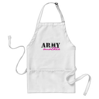 army mother adult apron