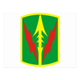 Army MP Brigade Hawaii Postcards