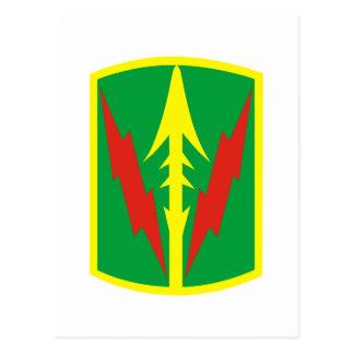 Army MP Brigade Hawaii Postcard