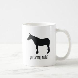Army Mule Coffee Mug