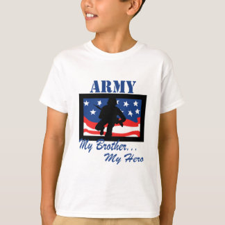 Army My Brother My Hero T-Shirt