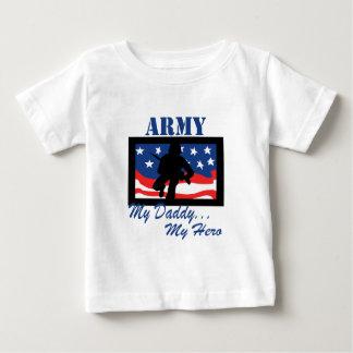 Army My Daddy My Hero Baby T-Shirt