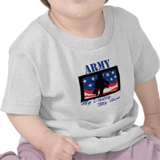 Army My Daddy My Hero T-shirt