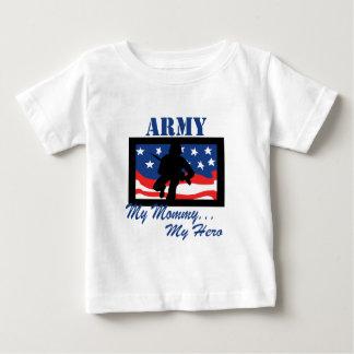 Army My Mommy My Hero Baby T-Shirt