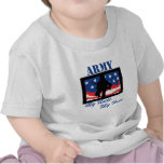 Army My Uncle My Hero Shirts
