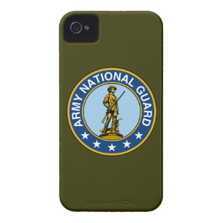 Army National Guard iPhone 4 Cover