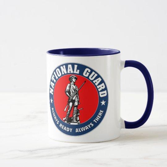 Army National Guard Logo Military Mug