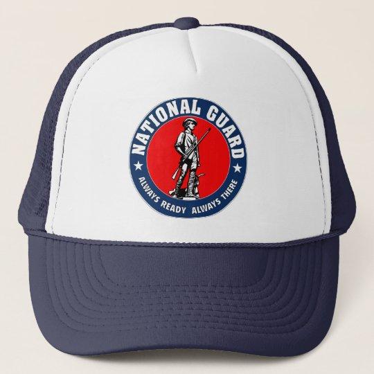 Army National Guard Logo Trucker Hat