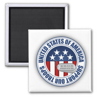 Army National Guard Magnets