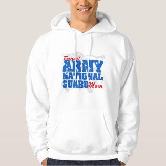 Army National Guard Mom Hooded Sweatshirt