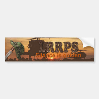 army navy air force marines lrrp lrrps recon bumper sticker