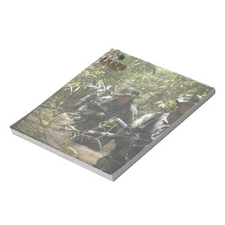 Army navy air force marines lrrp lrrps recon lurps notepad