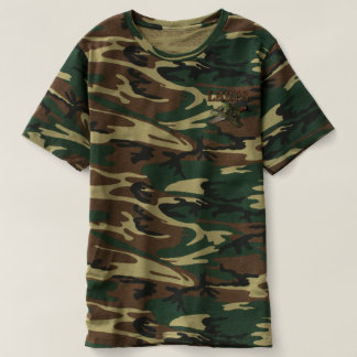 Army Navy Air Force Marines LRRP LRRPS Recon T-shirt