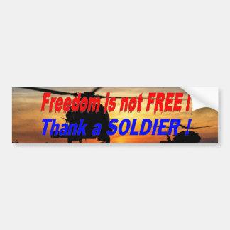 army navy air force marines veterans vets bumper sticker