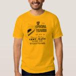 Army Navy Game Trains via Pennsylvania Railroad Tee Shirts