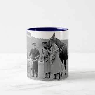 Army-Navy Game Two-Tone Coffee Mug