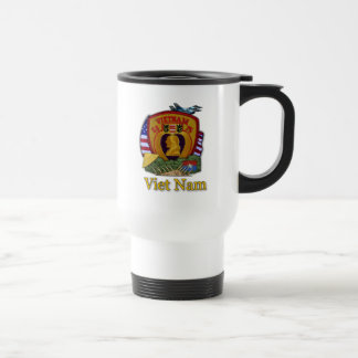 army navy marines air force vietnam war veterans travel mug