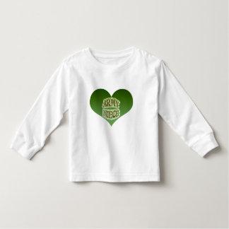 Army Niece Toddler T-shirt