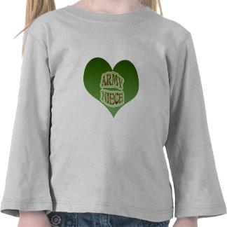 Army Niece Tshirts
