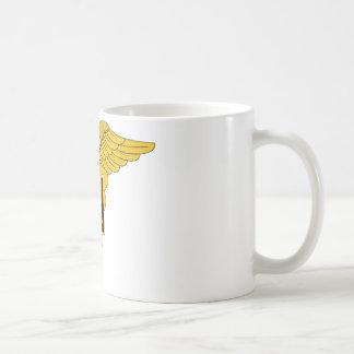 Army Nurse Corps Basic White Mug
