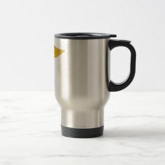 Army Nurse Corps Stainless Steel Travel Mug