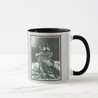 Army Nurses Memorial Statue Mug