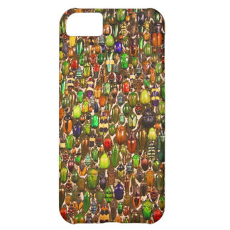 Army of Beetles and Bugs iPhone 5C Cover