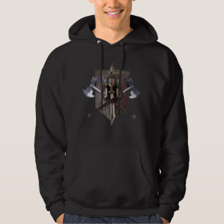 Army Of Dwarves Weaponry Hoodie