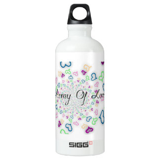 Army of love SIGG traveler 0.6L water bottle