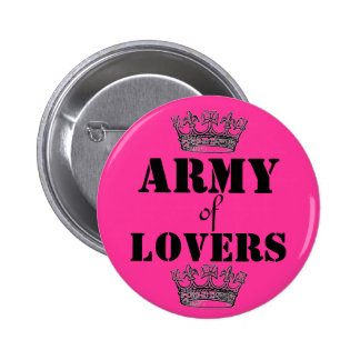 Army of lovers button