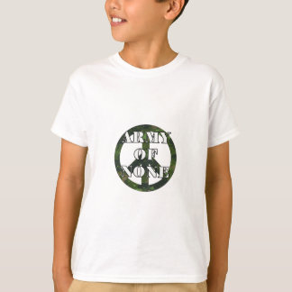 ARMY OF NONE T-Shirt