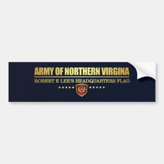 Army of Northern Virginia (F10) Bumper Sticker