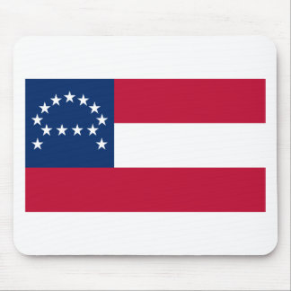 Army of Northern Virginia Flag Mouse Pad