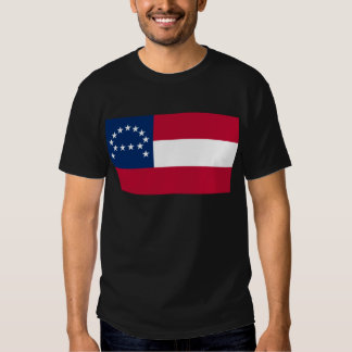 Army of Northern Virginia Flag T-shirts